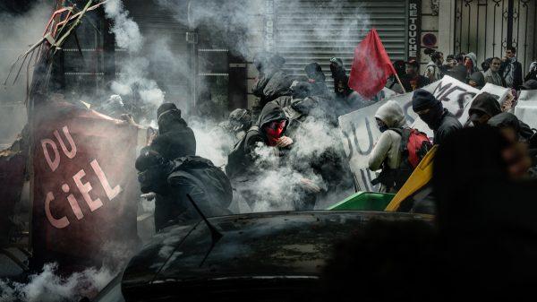 Mouvements sociaux autour de la loi travail - Labour reform demonstrations